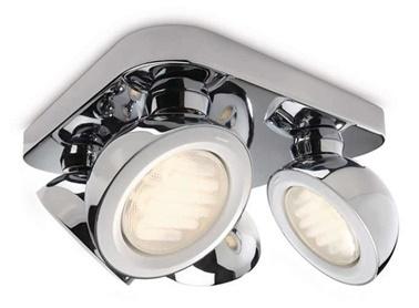 Philips 53124/11/16 Glance Krom 4X9W Spot Avize Armatür Renkli